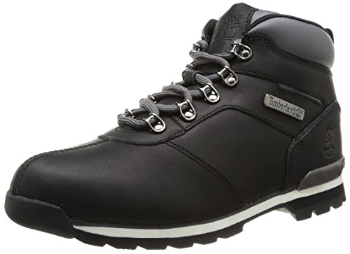 Timberland Mens Splitrock 2 Hiker Winter Nubuck Lace Up Ankl