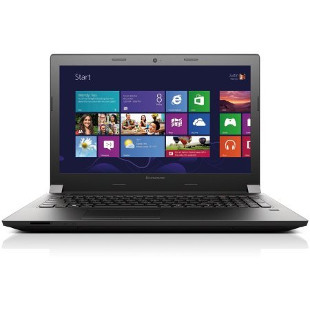 Lenovo B50-45 59442503 15.6-Inch Notebook (AMD E1-6010 1.35GHz Processor, 4GB DDR3L RAM, (Lenovo Processor Notebooks)