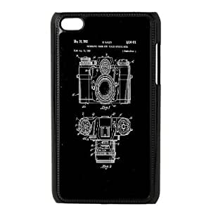 DIY Kodak Hard Case for iPod touch4, Personalized Kodak Ipod Hard Cover Case, Custom Kodak touch4 Cover