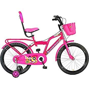 dcd1723b37f Global Barbie 20T (Pink) for Kids Age 7 to 12 Years Fully Adjustable with
