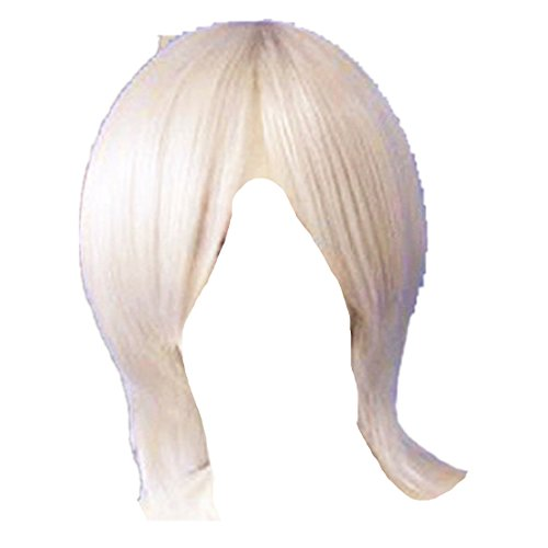 DMC Devil May Cry 4 Nero cosplay costume wig