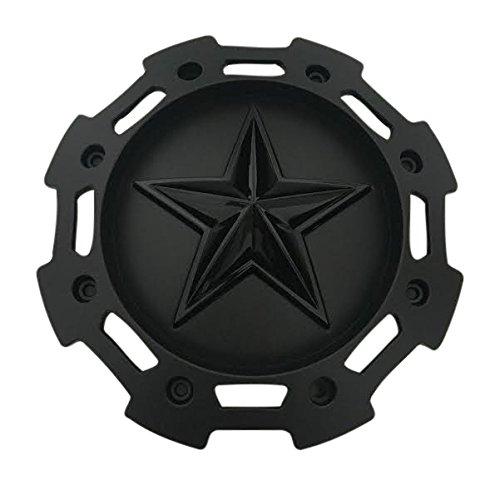 KMC-XD-Series-XS-RSCAP-SB-Satin-Black-Wheel-Center-Cap