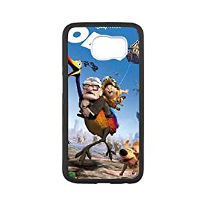 Samsung Galaxy S6 Cell Phone Case Black Up disney GY9150102