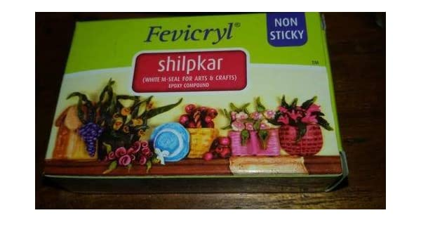 Amazon Fevicryl White W Seal Shilpkar Art Craft