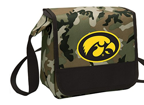 Iowa Hawkeyes Lunch Box - Broad Bay Camo University of Iowa Lunch Bag Shoulder Iowa Hawkeyes Lunch Boxes