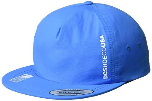 DC Men's BILSON Trucker HAT, Brilliant Blue, 1SZ from DC