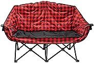 KUMA Outdoor Gear - Bear Buddy Heated Chair - Red/Black