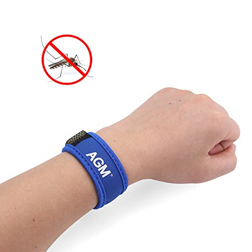 AGM Waterproof Mosquito Repellent Wristband