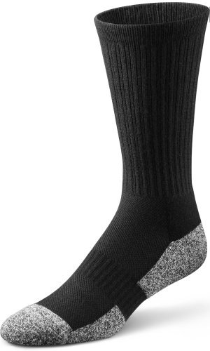 Dr. Comfort SHAPE to fit Crew Length Socks 1 PR - Buy Packs and SAVE (Pack of - Shape To Fit