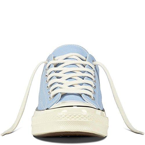 Converse Star Prem Ox 1970's, Scarpe da Fitness Unisex – Adulto Blu (Blue Chill/Black/Egret 457)
