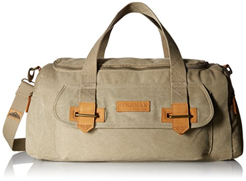Sandy Brown Leather (Bushman Outfitters Mara Bag, Sandy Brown, Size UNI)