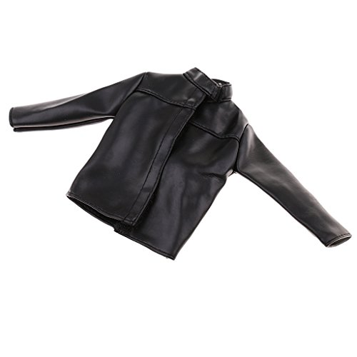 Baoblaze 1/6 Scale Male Jacket Men Clothes for 12'' Hot Toys/ Phicen Action Figures - 12' Doll Toy