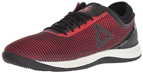 Reebok Men's CROSSFIT Nano 8.0, Black/Primal Red/Cranberry, 10.5 M US