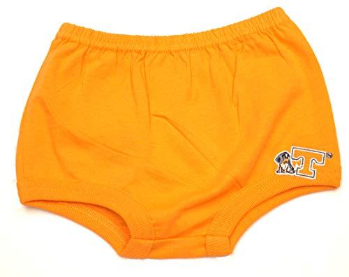 (Two Feet Ahead Tennessee Volunteers Infant Orange Diaper Cover)