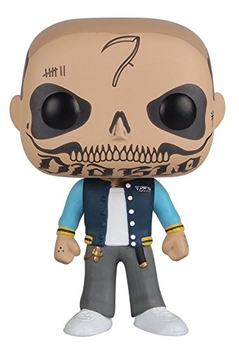 Funko POP Movies: Suicide Squad Action Figure, El Diablo