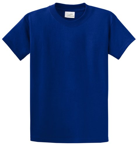 Tall Heavyweight 6.1-ounce, 100% cotton T-Shirts in 50 Colors. Sizes (6.1 Ounce T-shirt)