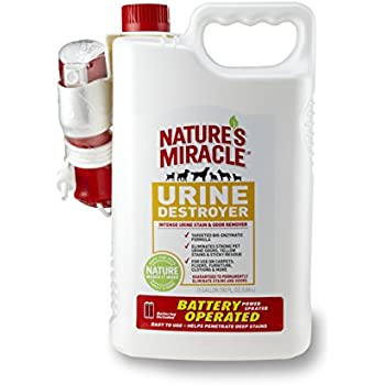 Amazon Com Nature S Miracle Stain Amp Odor Remover Urine