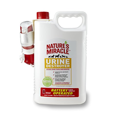 Natures Miracle Remover Destroyer Batteries