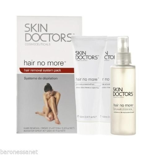 Skin Doctors Hair No More System Pack Long-term Hair Removal System Strong Hair by STRONG HAIR (Image #1)