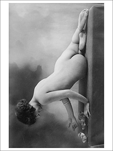 Nude Woman French Art Nouveau?Chicks Photograph #14 (Playing Card Deck - 52 Card Poker Size with (Perfect Nude Chicks)