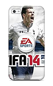 6755957K21764510 Hot Fashion Design Case Cover For ipod touch4 Protective Case (fifa)