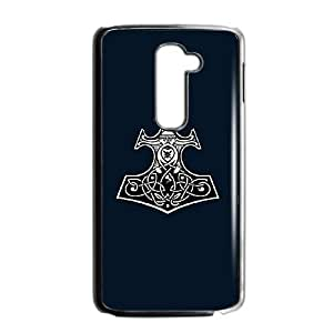 Thor's Hammer LG G2 Cell Phone Case Black GYK3005C