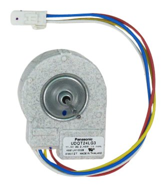 GE WR84X10055 Condenser Fan Motor for Refrigerator by GE