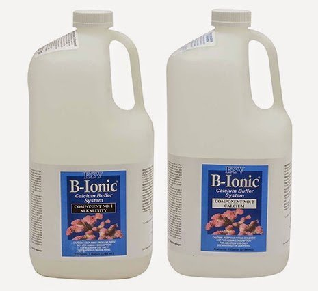 - ESV Bionic 2 Part Calcium Buffer - Four 1 Gallon Jugs (2 Lot)