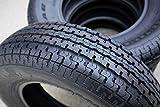 Power King Towmax STR II Trailer Radial Tire-ST235/85R16 126L