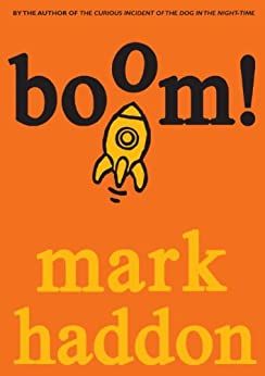 Boom! by [Haddon, Mark]