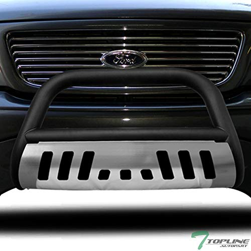 01 ford f150 grille guard - 9