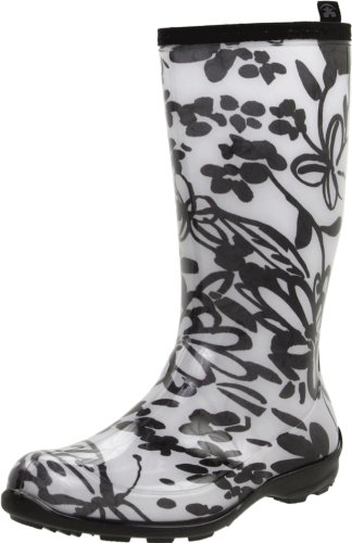 Kamik Women's Stella Boot,White,8 M US