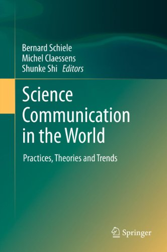 Science Communication in the World: Practices, Theories and Trends Pdf