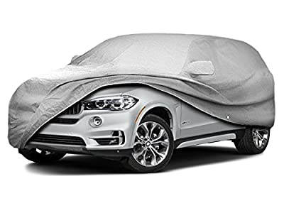 CarsCover Custom Fit BMW X5 SUV Car Cover Heavy Duty All Weatherproof Ultrashield Covers