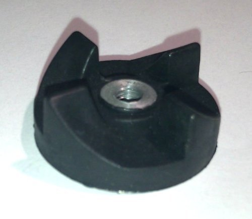 1 X Black Rubber Gear Spare Part for Magic Bullet MB1001 for