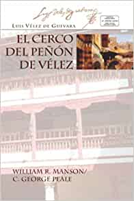 Amazon.com: EL CERCO DEL PENON DE VELEZ (Spanish Edition