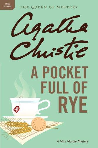 (A Pocket Full of Rye: A Miss Marple Mystery (Miss Marple Mysteries Book)