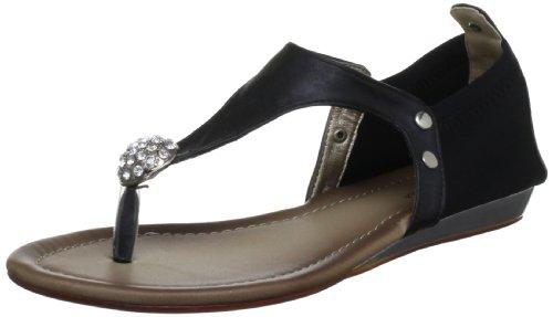 Lunar Jlh296 - Sandalias de poliuretano mujer negro - negro