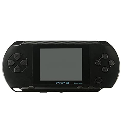 Phantomx PXP 3 MD-2700 Portable 16 Bit Fast Video Game Console Classic Retro Games (Minecraft Nds)