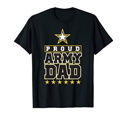 Mens Proud U.S. Army Dad Mens T-Shirt