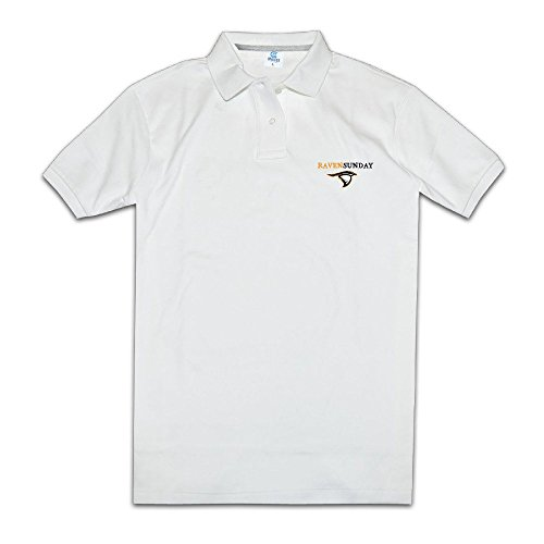 Raven Sunday Clothing Tennis Apparel Cotton Man's