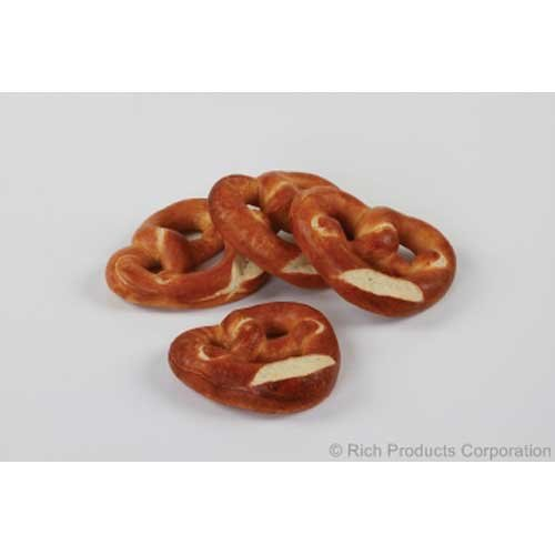 Richs Pretzel Twists Bavarian, 2.46 Ounce -- 60 per case. by Rich Products Corporation