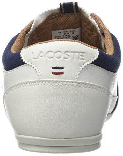Cam 1 Off Wht Blanc Evara Nvy Lacoste Baskets Homme 118 twxS0xEqf