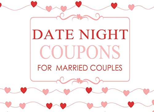 Date Night Coupons For Married Couples
