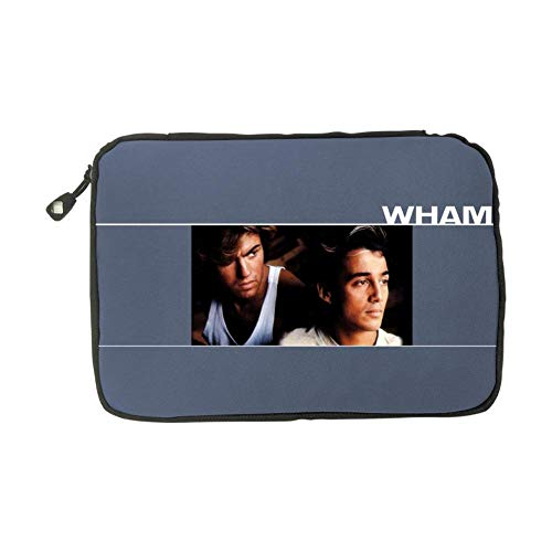 Gti Drive 3 - Fashion 3D Printing Electronics Accessories Organizer Bag,Wham! Wham! Portable Tech Gear Phone Accessories Storage Carrying Travel Case Bag, Headphone Earphone Cable Organizer Bag