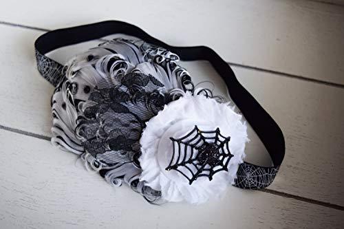 Creepy 1920 Halloween Costumes - Spider Costume - Spider Headband -