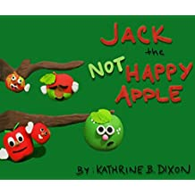 Jack the Not Happy Apple