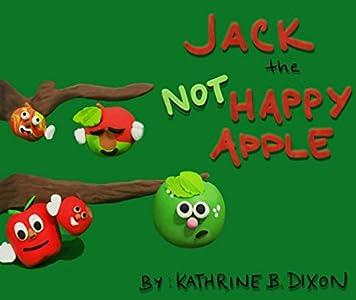 Jack the Not Happy Apple