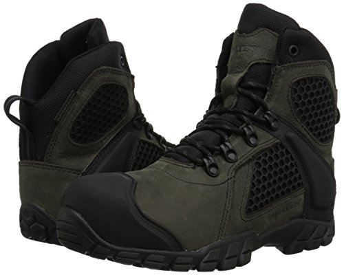 Bates FX 44 Mens Shock Boots Other Leather Dark Cloud MEDIUM 5 E07012 qgvHU1rq