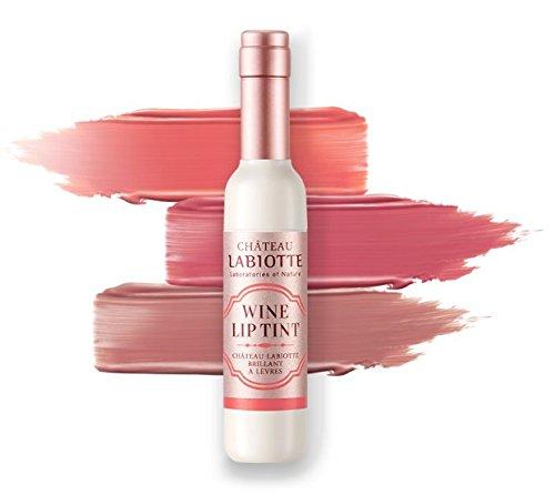 Labiotte Chateau Wine Lip Tint [VELVET] 6g (PK01 SAINT ROSE) by LABIOTTE